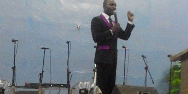 Prophet Sham Hungwe of House of Grace International