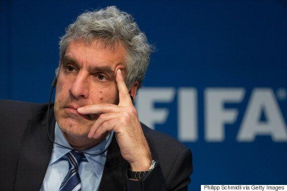 Fifa Director Of Communications, Walter De Gregorio, Resigns After Joke On Swiss