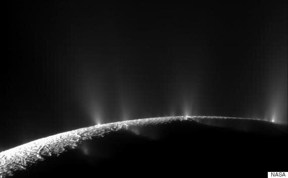 NASA's Historic Flyby of Icy Saturn Moon Will Probe For 'Alien Life' On