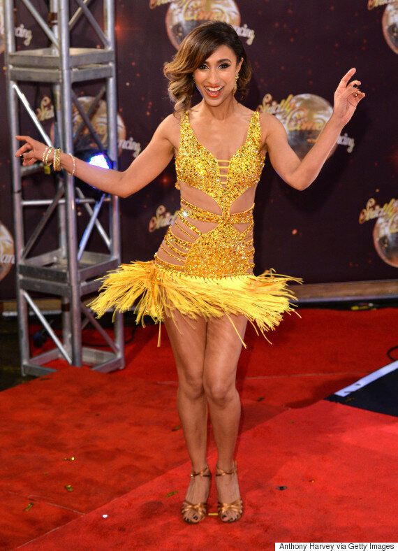 'Strictly Come Dancing' 2015: Anita Rani Calls For Skimpier Costumes For Routines With Partner Gleb