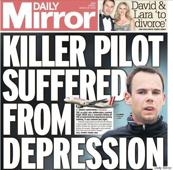 Andreas Lubitz Was Unfit To Fly Before Germanwings Crash, Say