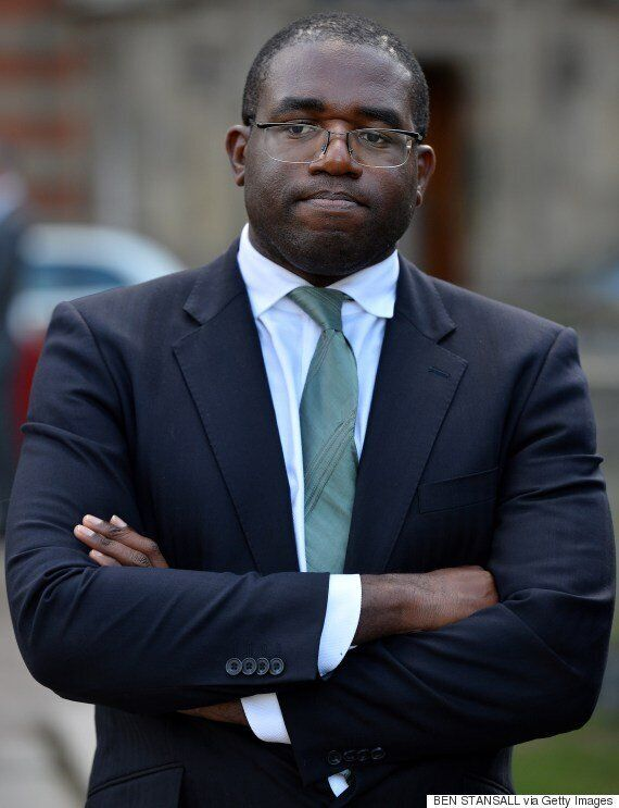 David Lammy, Prospective Labour Candidate For London Mayor, Stands Against Golders Green Nazi