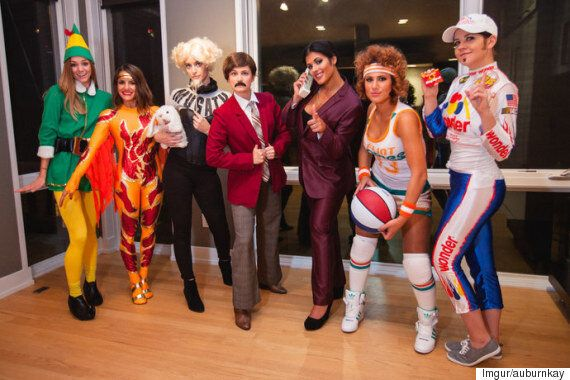 These Robin Williams Halloween Costumes Will Give You Squad