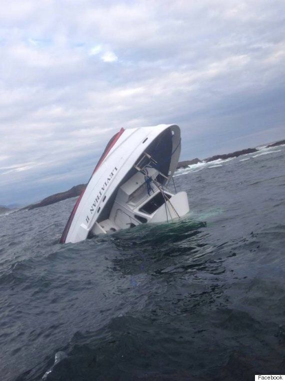 Five Britons Dead After Canadian Whale-Watching Boat Sinks Off Vancouver