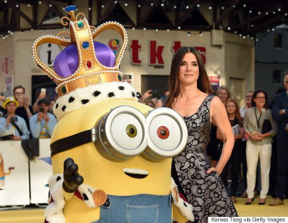 Lorraine Kelly And Lookalike Daughter Rosie Have Us Seeing Double At The 'Minions' London Premiere