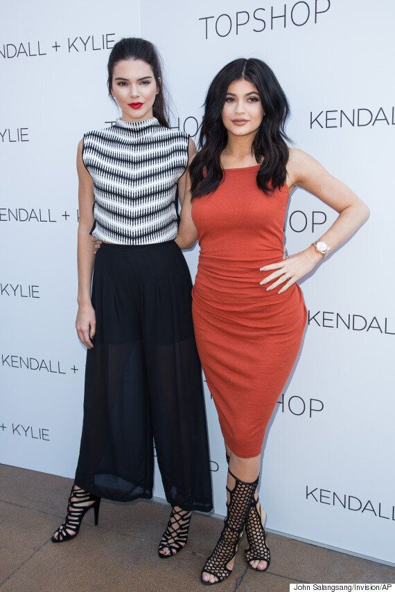 Kendall And Kylie Jenner PacSun Clothing Line Hit With Lawsuit Over