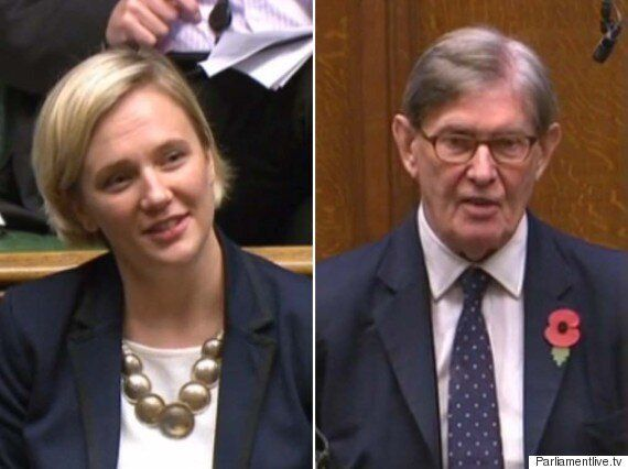 Stella Creasy Forces MP Bill Cash To Use The Word 'Tampon' In Lively Debate On EU