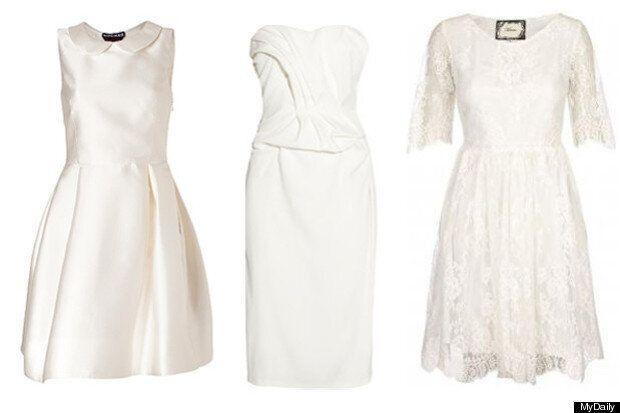 Wedding Dresses: Short &Amp;