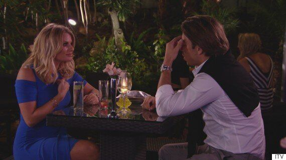 'TOWIE' Preview: Danielle Armstrong And James Locke Headed For Split In Marbella