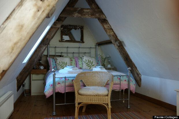 Get Out Of Town (Literally): City Girl Does The Country Cottage