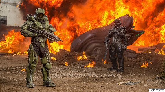 Halo 5: Guardians Review Roundup: Gaming Press Give Their Verdict On Master Chief's Biggest Game