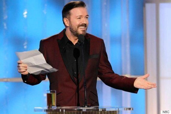 Ricky Gervais, Back On Duty For Golden Globe Awards, Explains Why He Doesn't Mind Offending The A-Listers:...