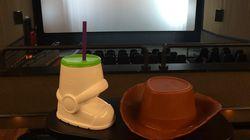 Cinemark lança copo e balde especiais para o lançamento de 'Toy Story