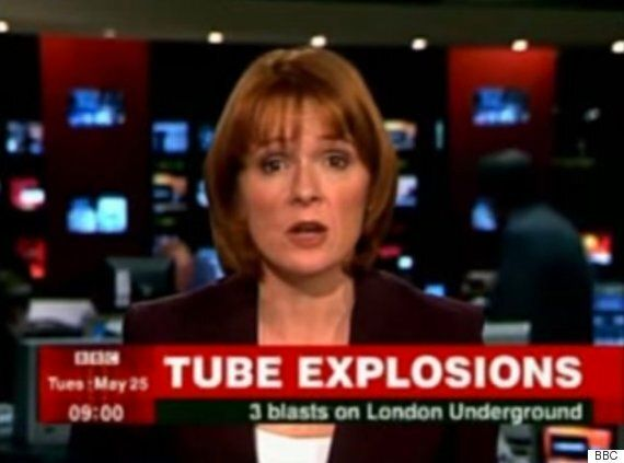 7/7 Bombings Marked A Journalism 'Tipping Point' That Caught News Gatherers