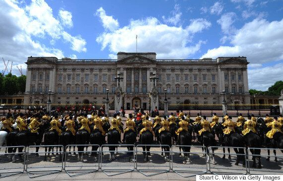 Trooping The Colour Raises Some