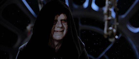 Emperor Palpatine Elected To The City Council In