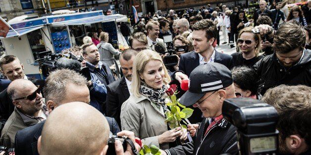 From Baby Posters to Immigration: The Danish Election
