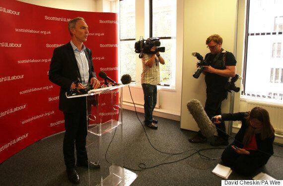 Jim Murphy Says Election In Scotland Felt Like A 'Quasi-Religious Rock