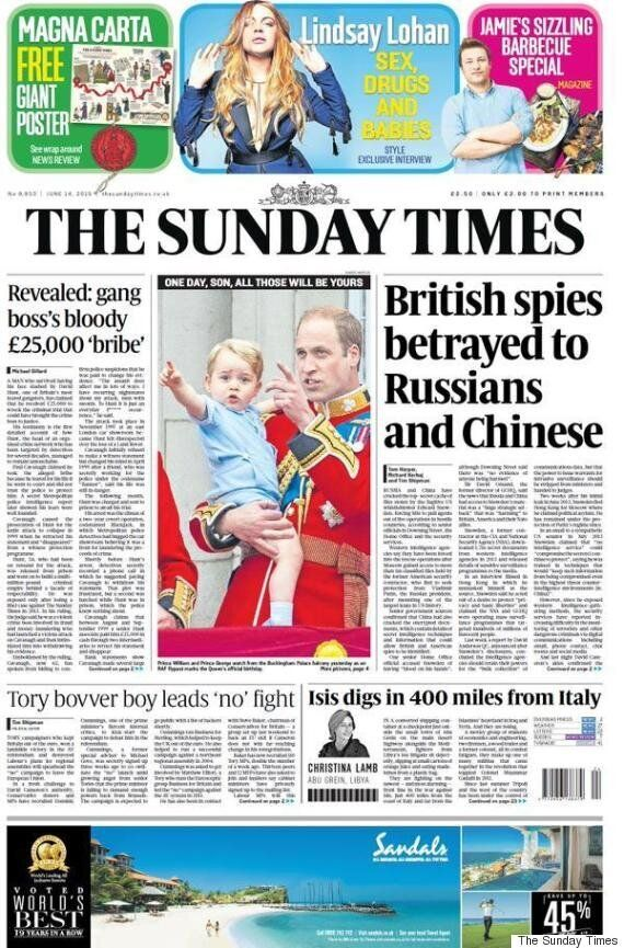 Glenn Greenwald Accuses Sunday Times Of The 'Type Of Reporting That Destroys Journalism's