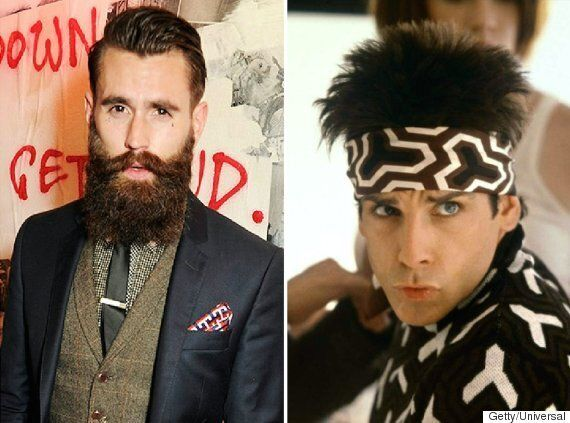 Ricki Hall Dubbed Real-Life Zoolander After Saying He Takes 'Style Tips' From Homeless
