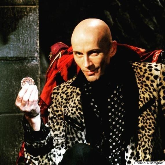 'Crystal Maze': Richard O'Brien To Return As Part Of 'Live Immersive Experience'