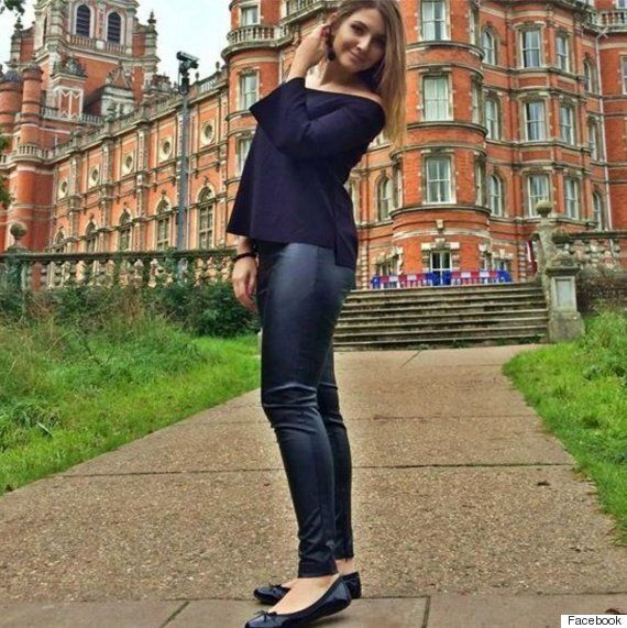 Law Student Paula Ursu: I'm Sick Of Being Criticised By 'Tracksuit Slobs' For Dressing Up To Attend