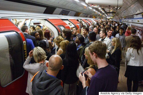 Central Line Delays Prompt Outpouring Of Rage And Humour Online, As Disruption