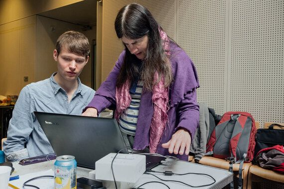 Hackers Helping Disabled Musicians Show They Have