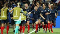 Les Bleues battent la Norvège au Mondial et prennent la tête du groupe