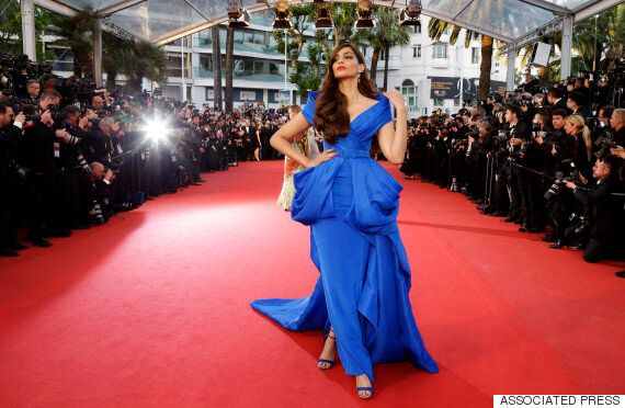 Bollywood Actress Sonam Kapoor On Getting Ready For Cannes And What's In Her Beauty Bag