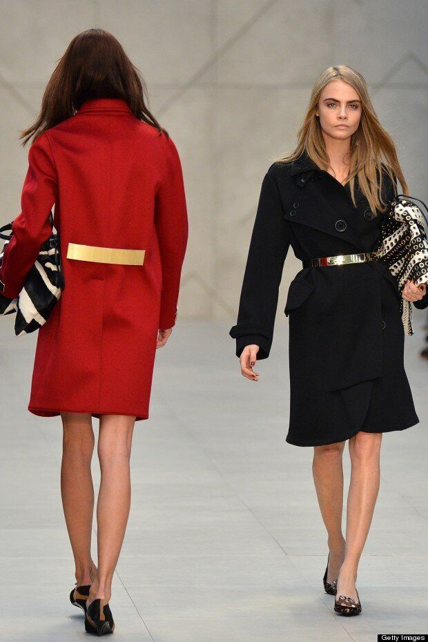 London Fashion Week Autumn/Winter 2013: