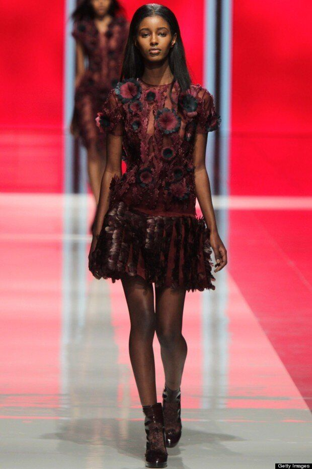 London Fashion Week Autumn/Winter 2013: Christopher
