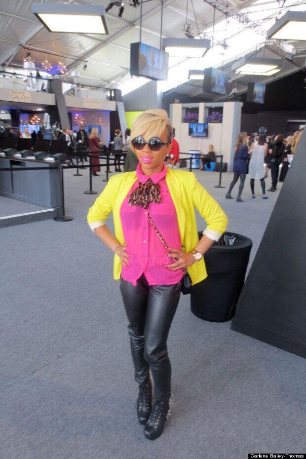 Street Style: New York Fashion Week, Day