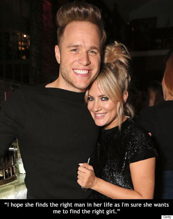 18 Times Caroline Flack And Olly Murs Gave Us The Ultimate Friendship