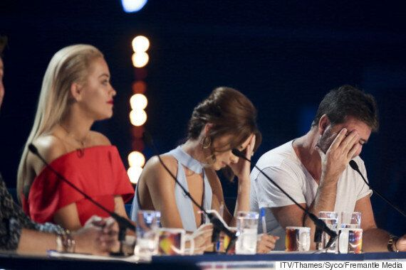 'X Factor' 'Ditch Fifth Judge Plans' Just Days Before Live Shows