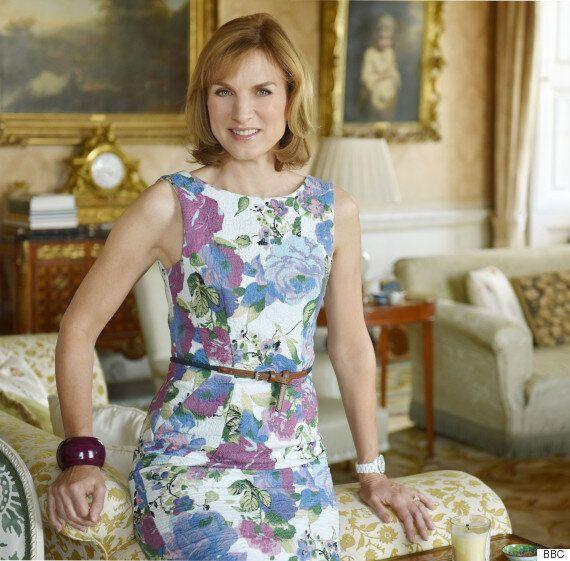 The Antiques Roadshow presenter Fiona Bruce
