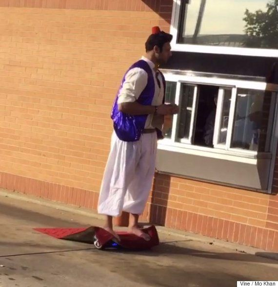 Aladdin Hoverboard Vine Proves Mo Khan Is The Real Winner Of