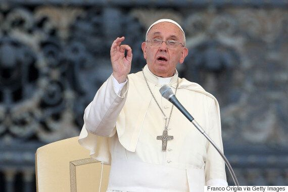 Pope's Draft Encyclical Says Climate Change Is Real, Man-Made And Globe's Economic Powers Are To