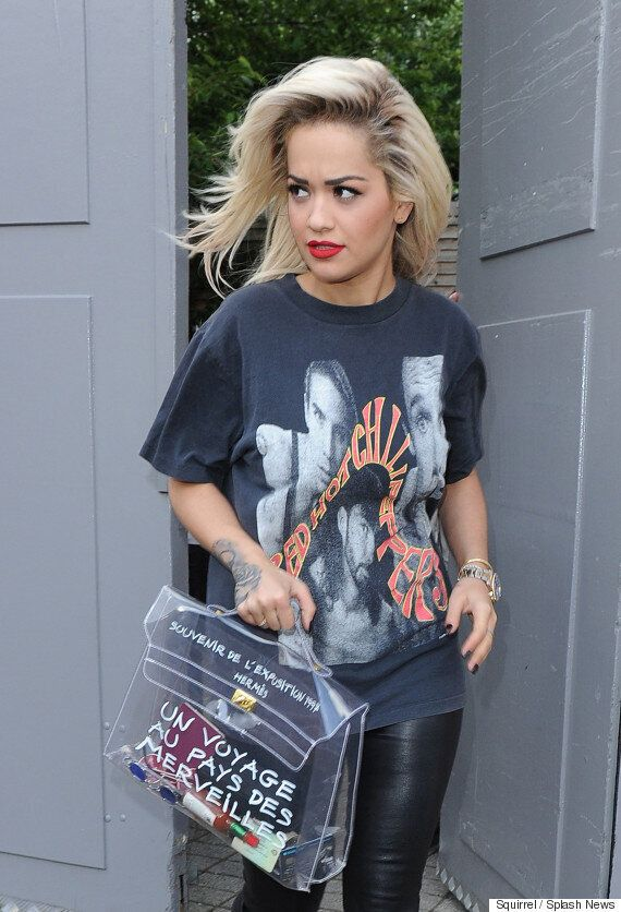 'The Voice' Bosses Blast Rita Ora After She 'Signs £1.5m X Factor