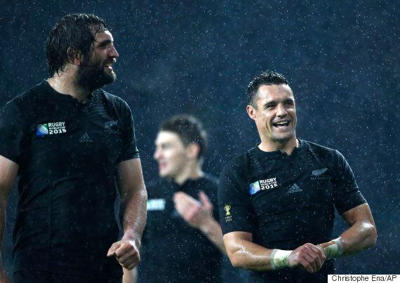 Rubgy World Cup Final: All Blacks Fan's Epic 'Patriotic Quest' To Survive On Officially Licenced