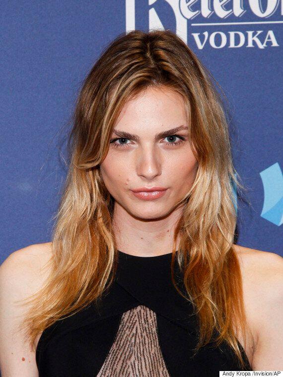 Transgender Model Andreja Pejic Makes Historic Appearance In Makeup Forever Cosmetics