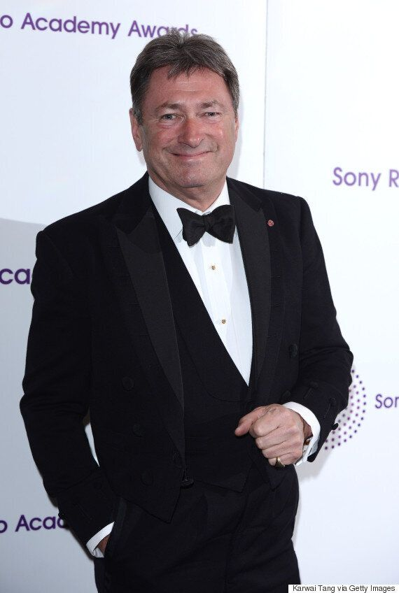 'Strictly Come Dancing': Alan Titchmarsh Reveals He'd Like To Star On
