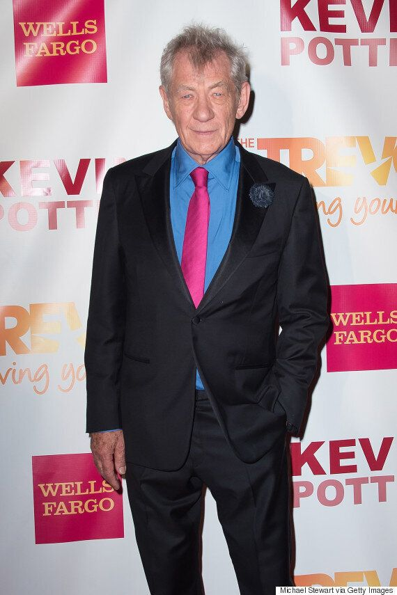 Ian McKellen: 'Learning Lines Is Harder As I Get Older... Age Should Come With A Health