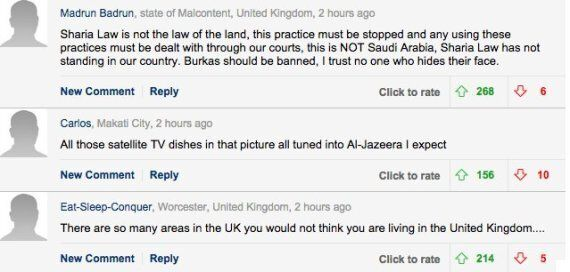Dail Mail Commenters Can't Wait To Have Their Say On This Dewsbury