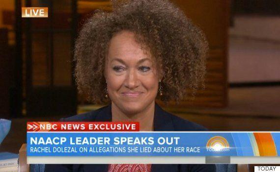 Rachel Dolezal Insists 'I Identify As Black' And Attacks 'Blackface'