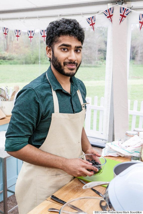 'Great British Bake Off' Star Tamal Ray Shares His Coming Out Experience: 'The Conversations Were Canyons...