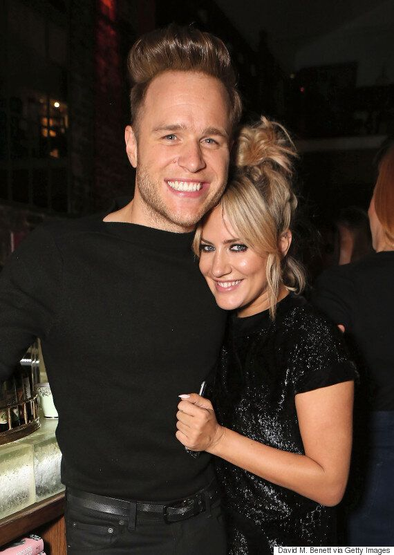 Olly Murs 'Enjoying Surprise 'X Factor' Romance With Diana