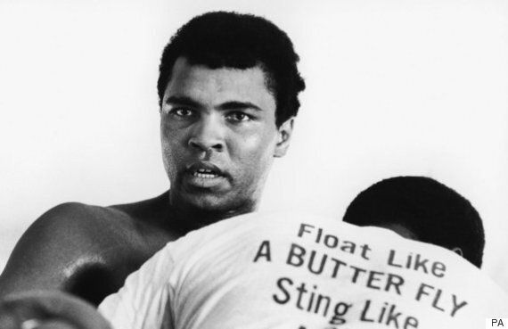 On This Day 41 Years Ago... Muhammad Ali Beat George Foreman In Rumble In The Jungle. 10 Quotes That...