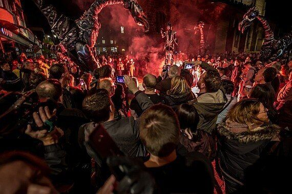 Derby Feste 2015 - Arts Fun For