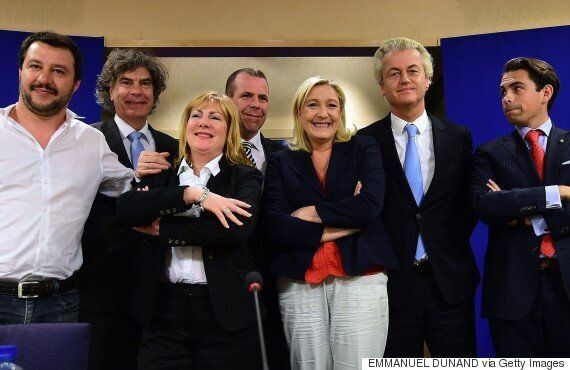 Disgraced Ukip MEP Janice Atkinson Joins Far-Right Front National Group In European